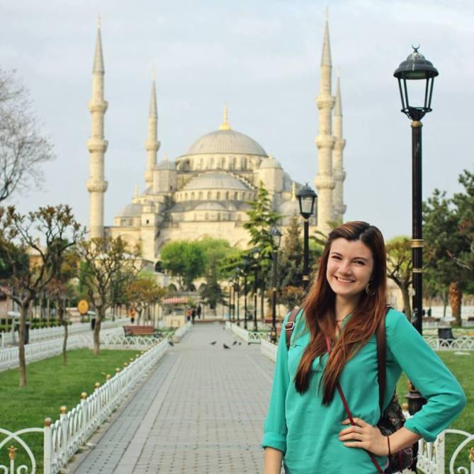 Julie Istanbul